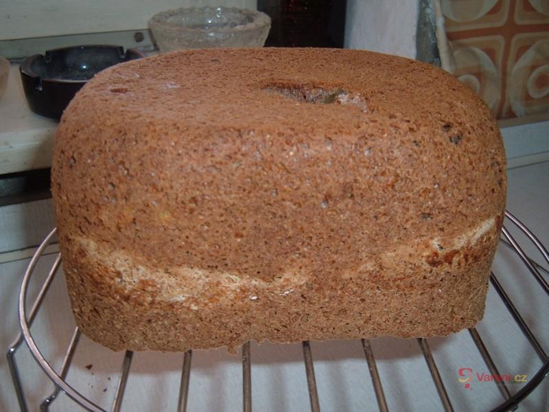 Sladký rumový chléb