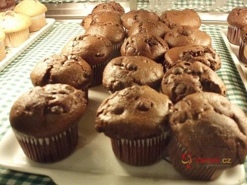 Muffiny podle naší maminy