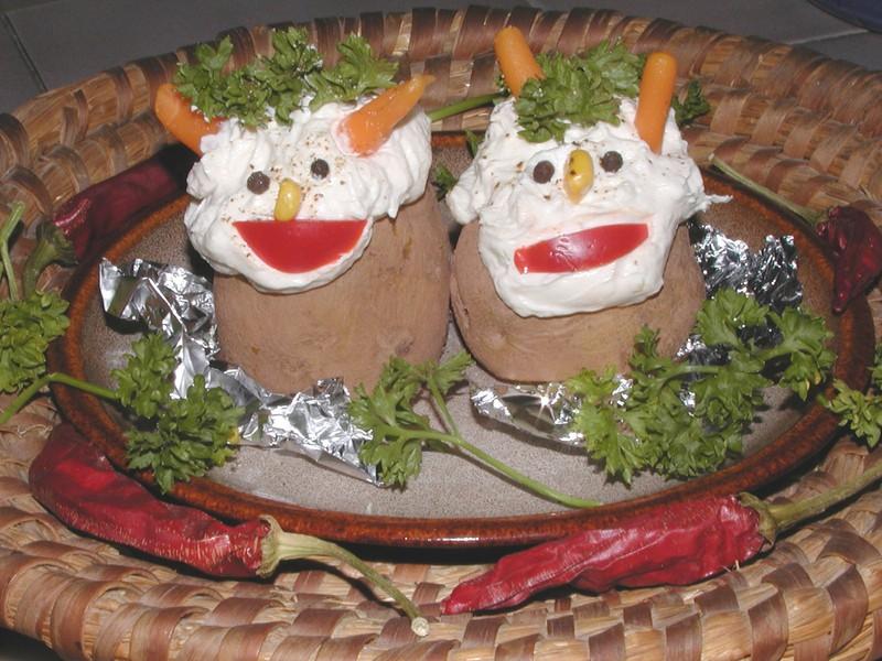 Čertíci z brambor