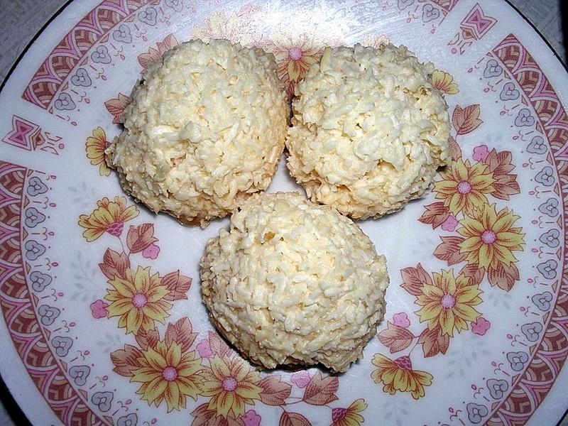 Jednoduché kokosky