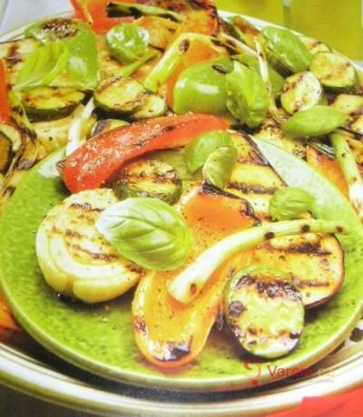 Opékaná zelenina