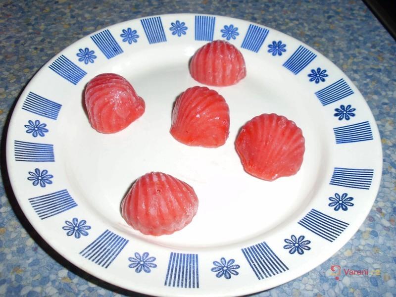 Jahodové mušličky