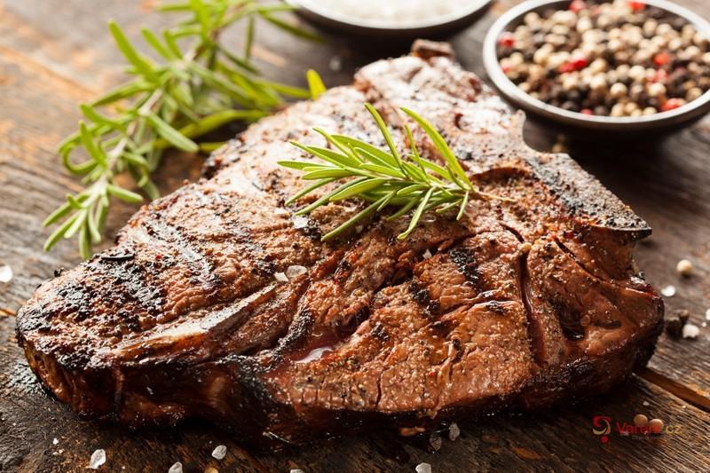 Steak porterhouse po toskánsku
