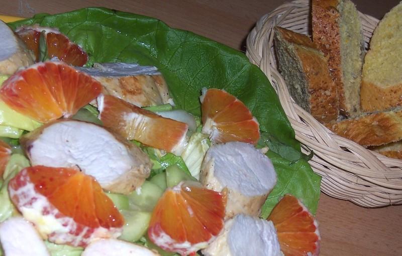 Pestrý salát