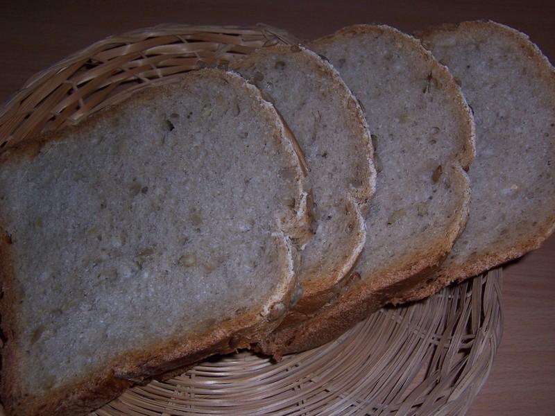 Kmínový chléb