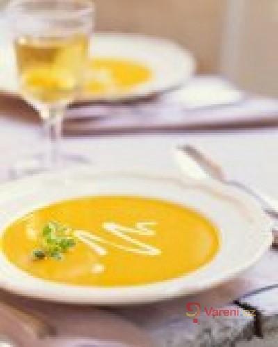 Andaluská studená polévka