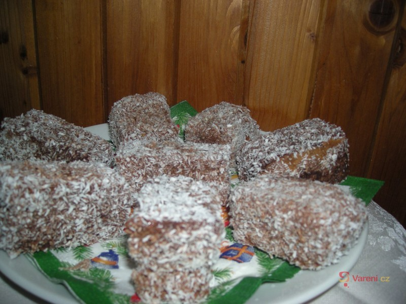 Karamelově kokosoví ježci