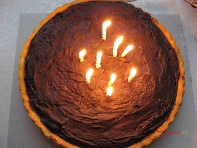 Express kubánský dort