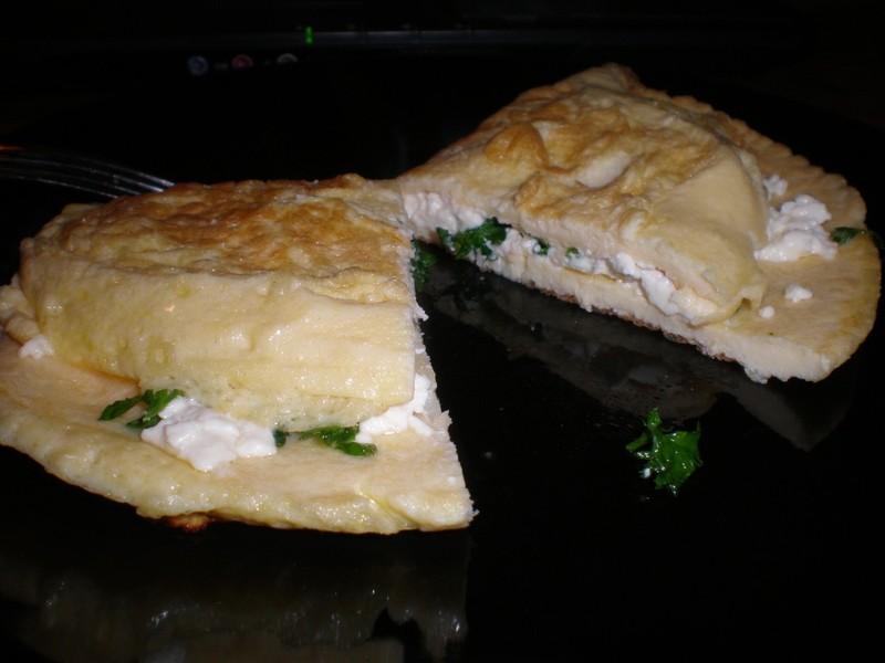 Balkánské omelety