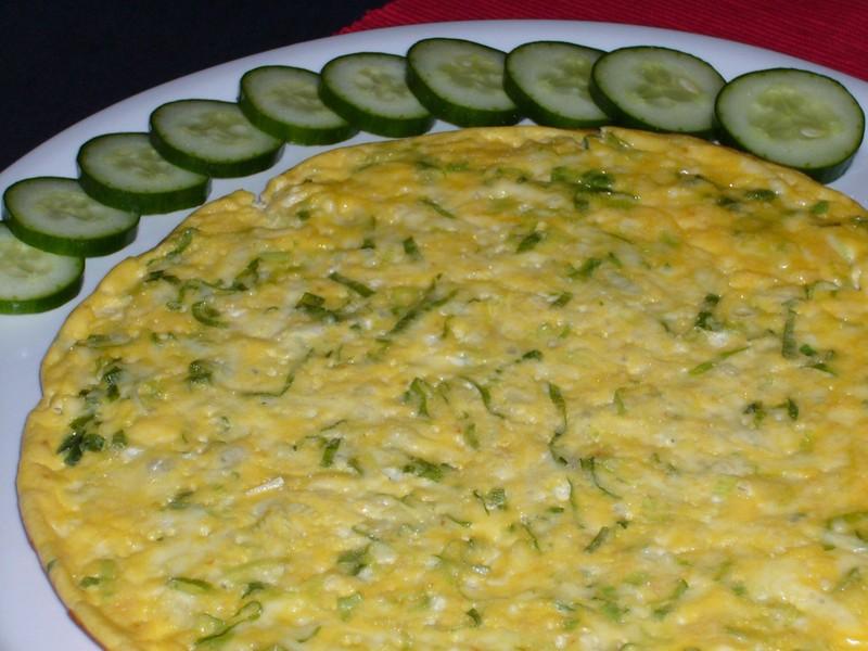 Švýcarská omeleta