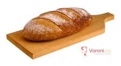 Domácí chléb s otrubami