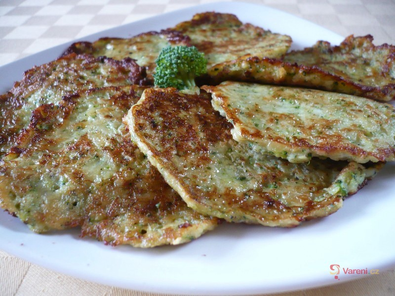 Brokolicové bramboráčky