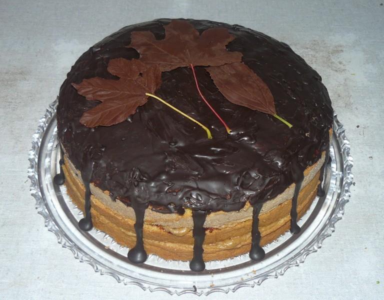 Maďarský dort