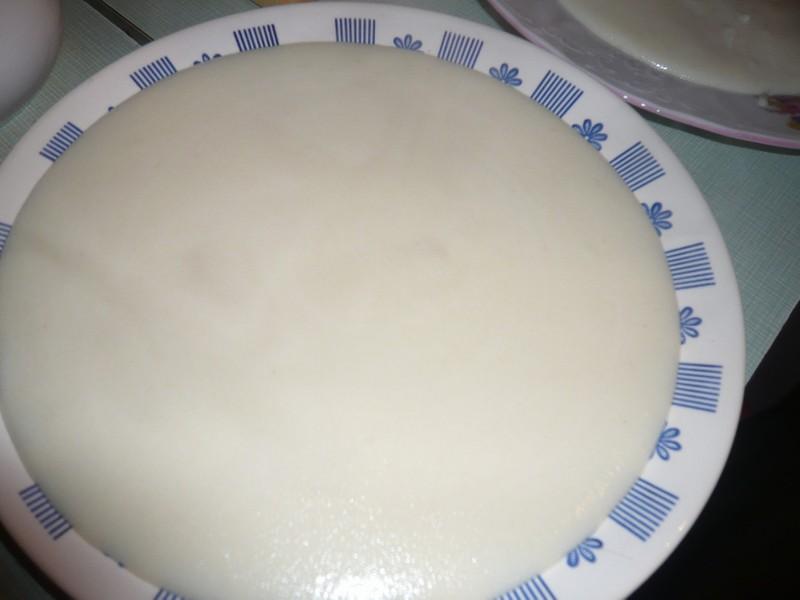 Rýžová kaše s medem a skořicí