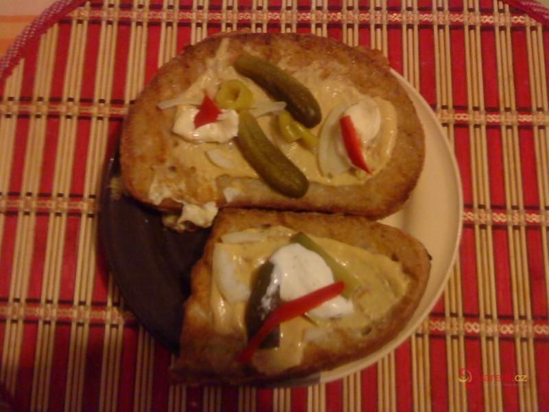 Chleba ve vajíčku