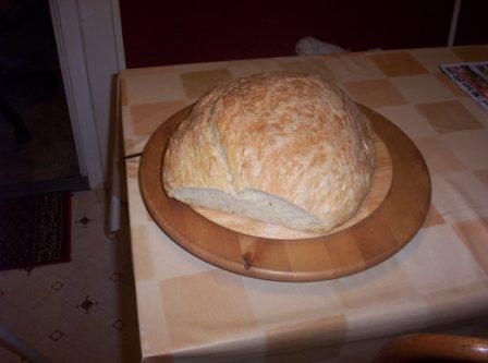 Domácí chléb 3