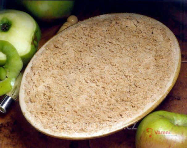 Jablečný nákyp