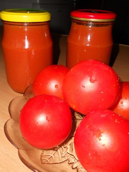 Domácí kečup 1