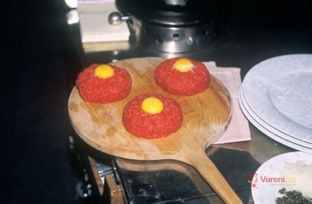 Tatarský biftek
