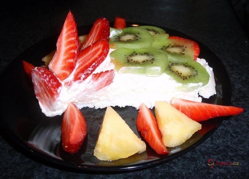 Australský dort Pavlova