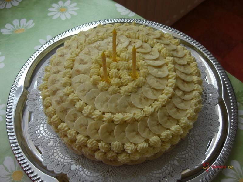 Domácí dort