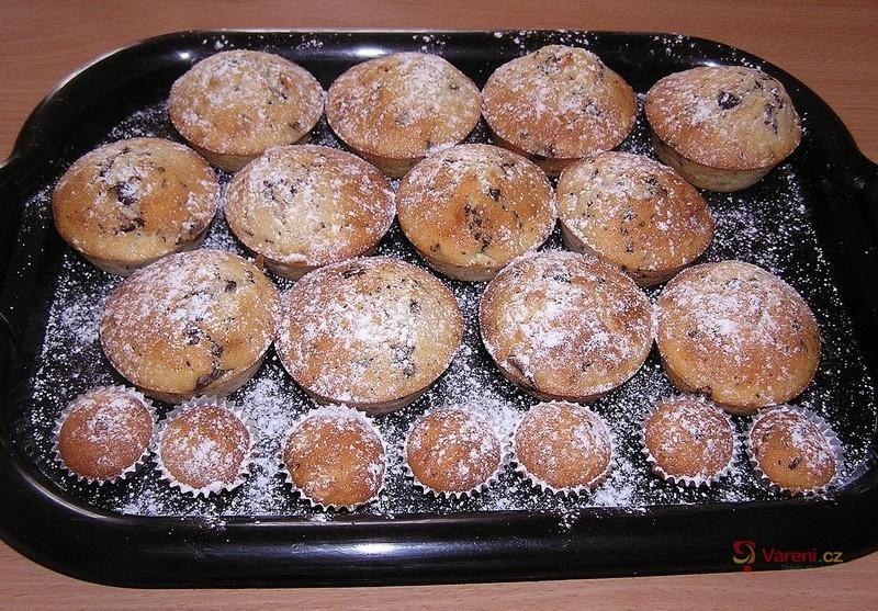 Mandlové muffins