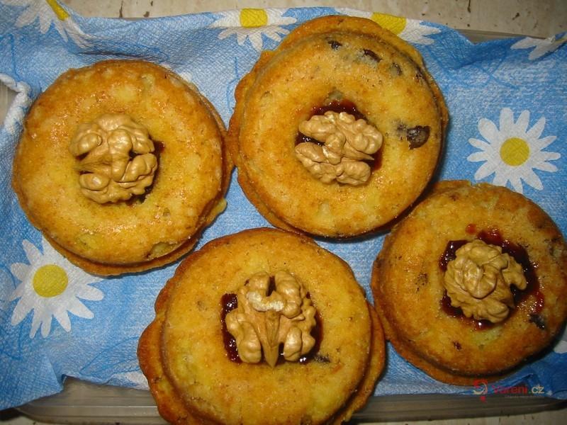 Jablečné mufiny