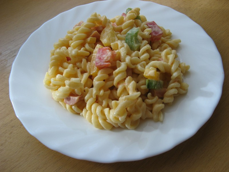 Těstovinový salát Bonjour