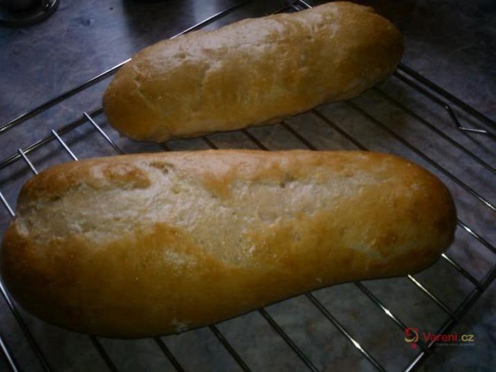 Domácí veka z pekárny