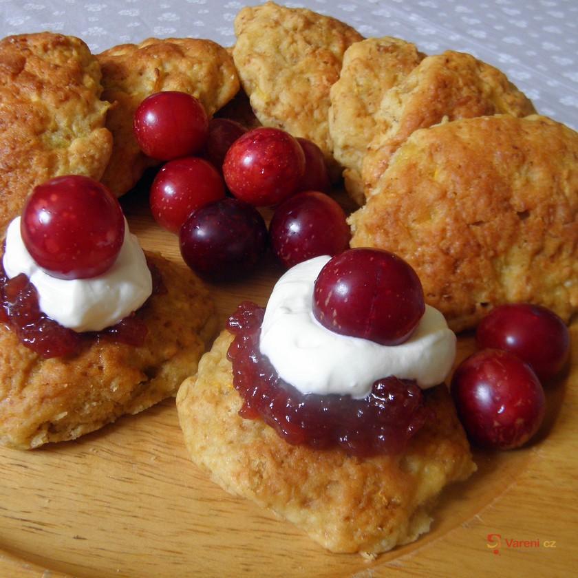 Sladké cuketové koláčky