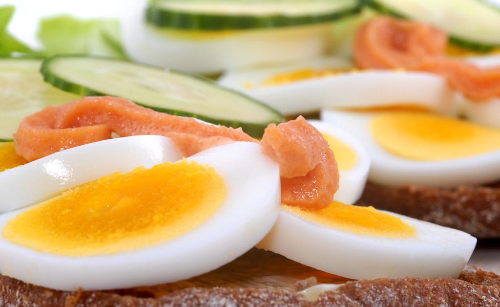 Potravinové alergeny a nejčastější příznaky