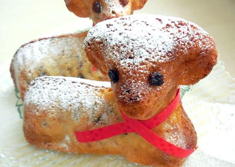 Recept na velikonočního beránka krok za krokem