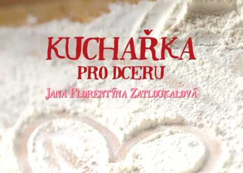 Výsledky soutěže o bestseller - Kuchařka pro dceru