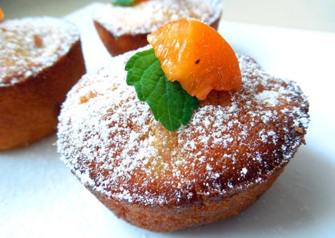 Recept na meruňkové muffiny krok za krokem
