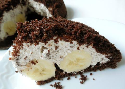 Recept na domácí krtkův dort krok za krokem