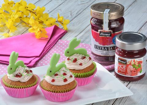 Recept na velikonoční cupcakes krok za krokem