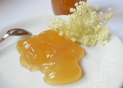 Recept na bezovou marmeládu krok za krokem