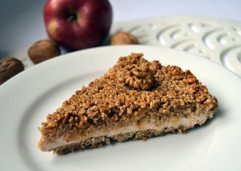 Recept na bezlepkový ořechový koláč krok za krokem