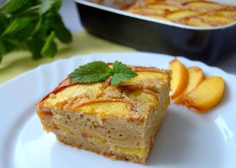Recept na ovocný nákyp z kuskusu krok za krokem