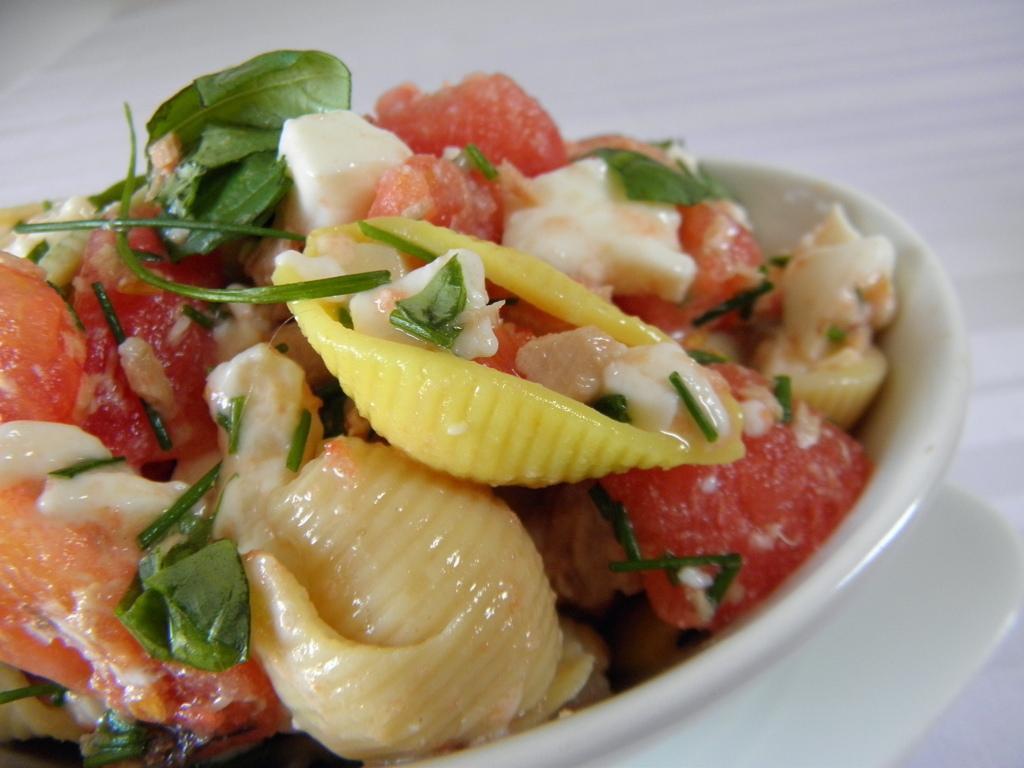 Těstoviny, obiloviny, luštěniny, slané omelety a palačinky