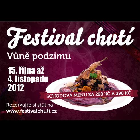 Vůně podzimu - Festival chutí
