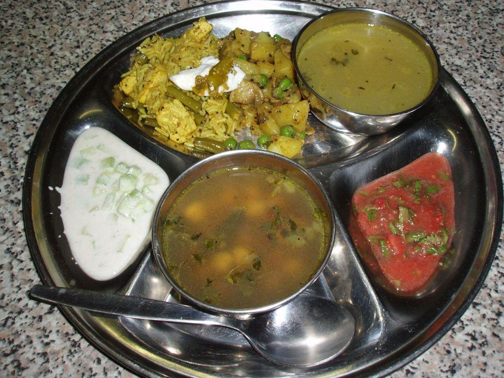 Poldova - Indická kuchyně 1
