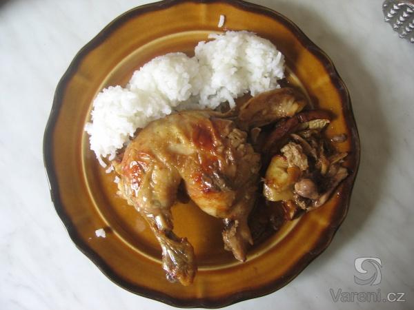 Recepty z kuřecího masa
