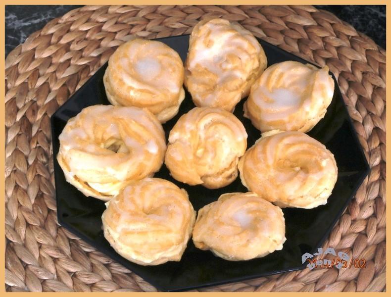 Recept Pravé žloutkové věnečky - Žloutkové věnečky