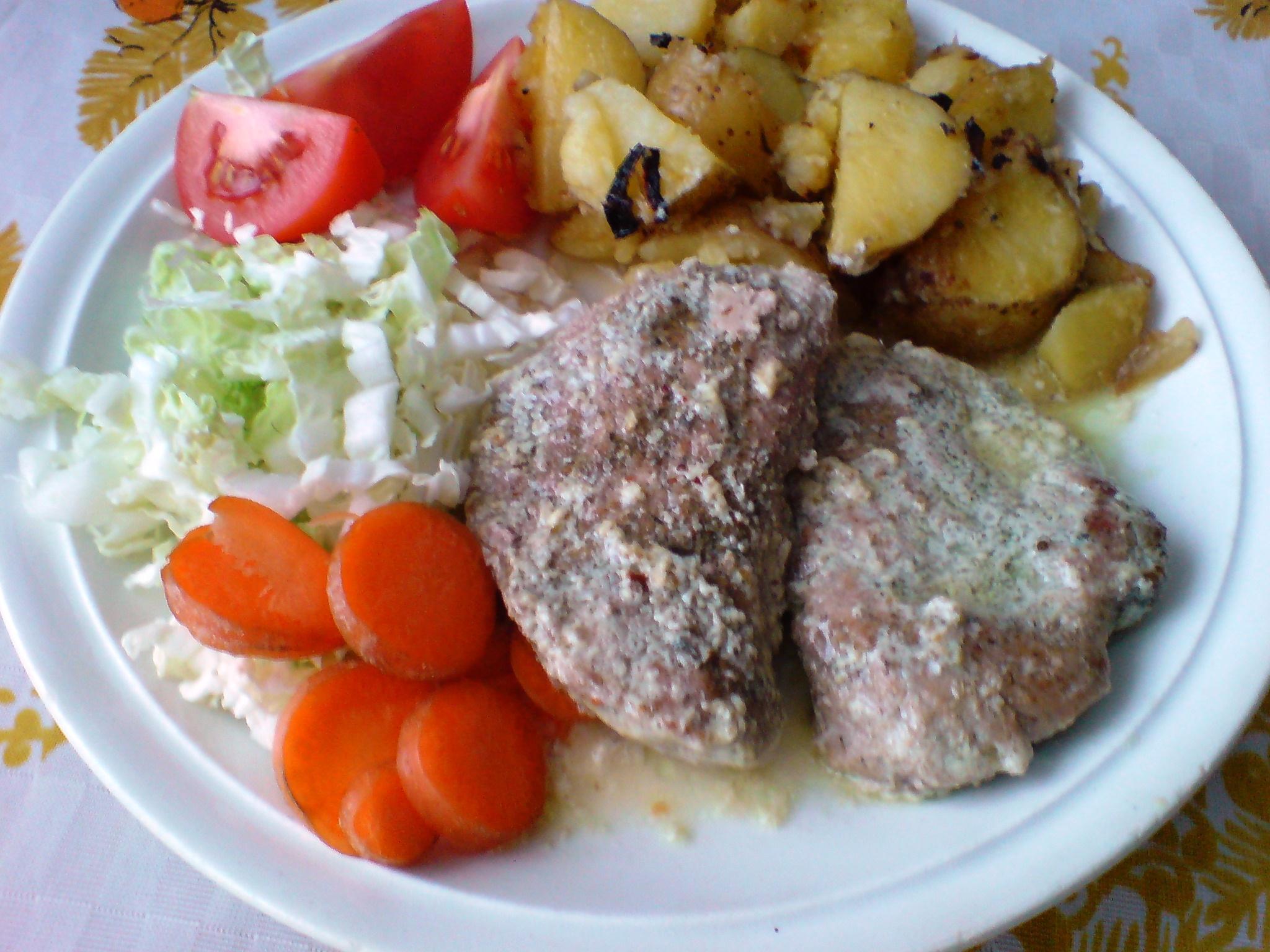 Recept Vepřové s adžikou - Vepřové maso s adžikou.