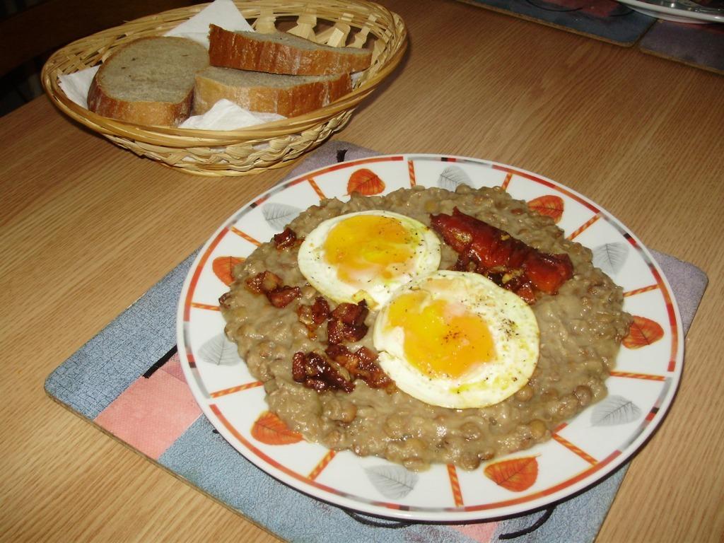 Recept Čočka na kyselo - čočka na sladkokyselo
