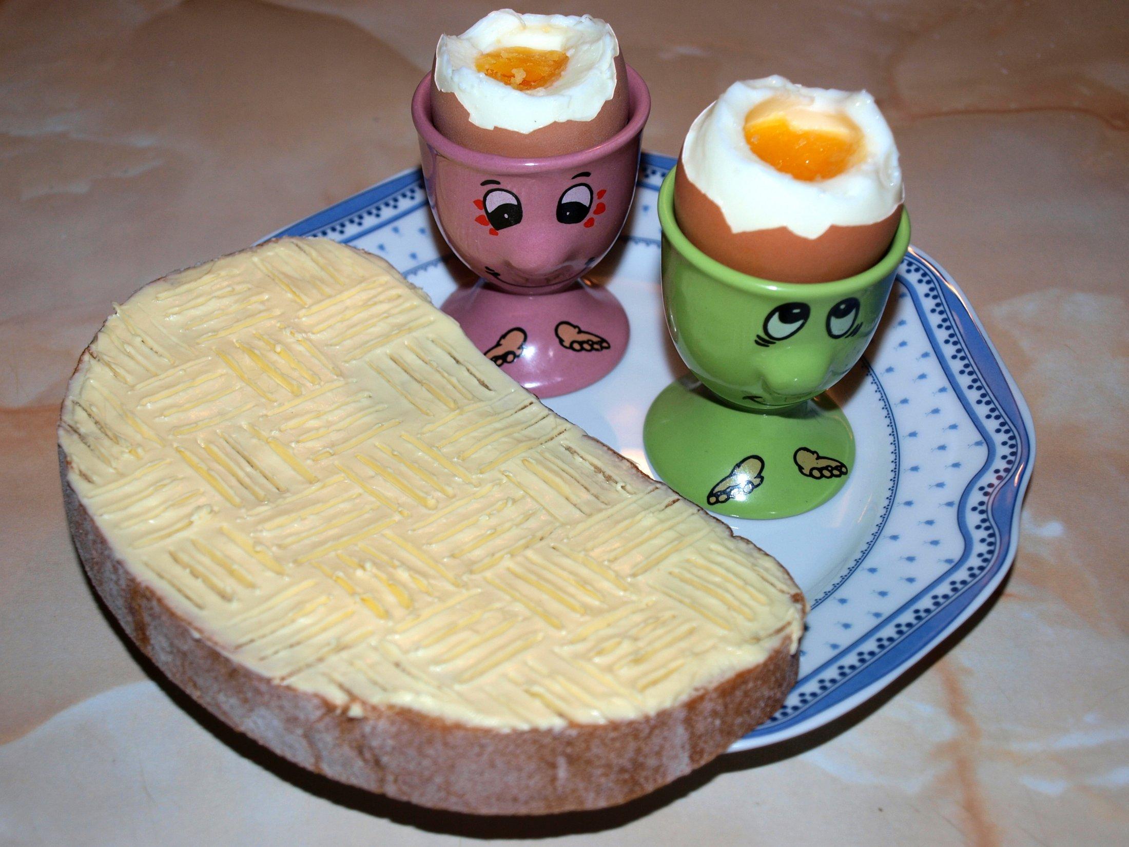 Fotografie receptu: Vajíčko na hniličku