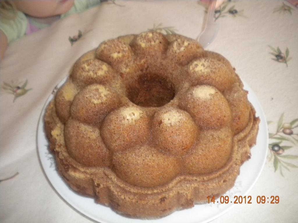 Recept Babiččina olejová bábovka - Babiččina olejová bábovka.
