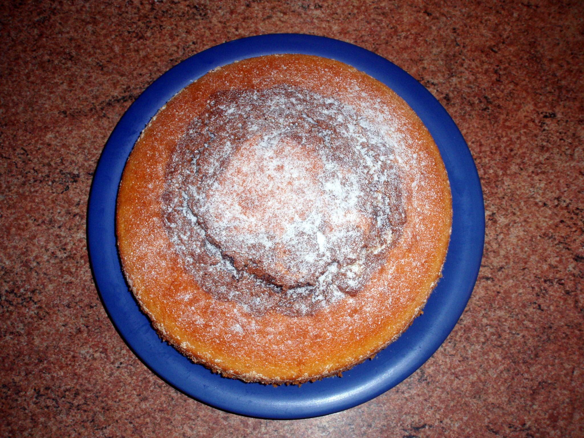 Recept Babiččina olejová bábovka - Babiččina olejová bábovka