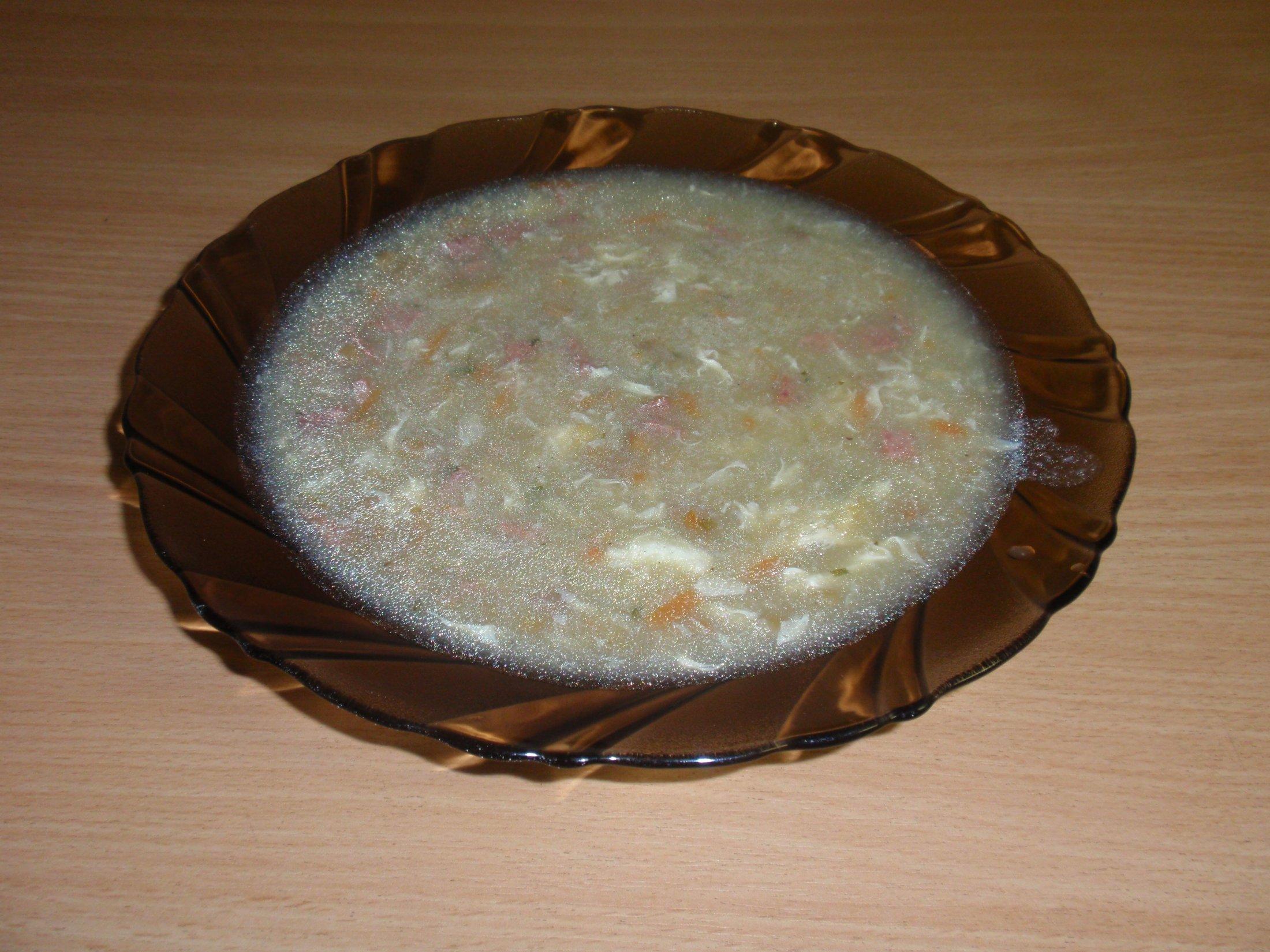 Recept Rychlá čočková polévka - Rychlá čočková polévka.